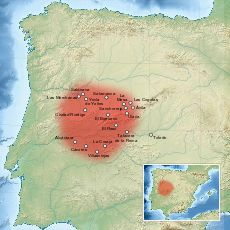 Vettones - WikipediaVettones lived in the northwestern part of the meseta—the high central upland plain of the Iberian peninsula—the region where the modern Spanish provinces of Ávila and Salamanca are today, as well as parts of Zamora, Toledo, Cáceres and also the eastern border areas of modern Portuguese territory.