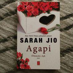 Sıradaki roman #agapi