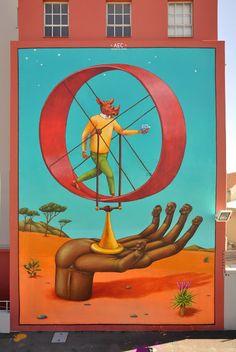 Interesni Kazki New Murals In South Africa