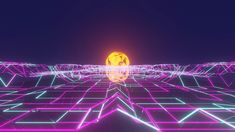 Taken from the free VJ Loop pack: 80s Retro Sunsets Vol 1.  Perfect for VJing with VDMX or Resolume. 3d Wallpaper For Pc, Graffiti Wallpaper Iphone, Game Wallpaper Iphone, Cool Anime Wallpapers, Aesthetic Desktop Wallpaper, Sunset Wallpaper, Retro Wallpaper, New Retro Wave, Retro Waves