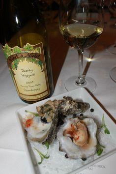 Pickled Louisiana Gulf Oysters- 18 STEAK