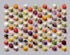 Can You Identify These 98 Foods Cut Into Identical Cubes? | HuffPost
