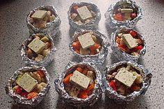 Gemüsepäckchen für den Grill 10