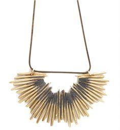 AW12 radial Necklace / Erin Considine