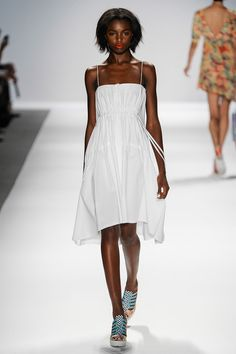 Nanette Lepore Spring 2014 http://www.renttherunway.com/designer_detail/nanettelepore Repin your favorite #NYFW looks to get them from the Runway to #RTR!