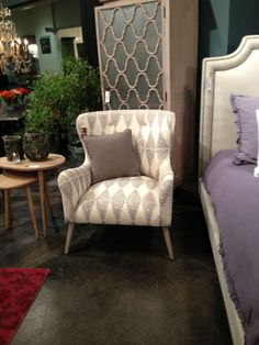 Do you have a friend who would love a chair like this one? Mention them in the comments section below! #LVMKT #2014 | Houston, TX | Gallery Furniture |