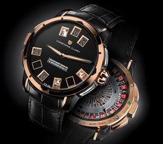 CHRISTOPHE CLARET – The Bets are Down