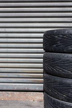 Metallic/Tyres