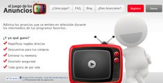 Gana premios con el juego de los anuncios!! http://www.dinerofacilparati.com/gana-dinero-jugando-al-juego-de-los-anuncios.html