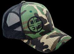 52cfb0e38972d BRCC Trucker Hat - Camo with Black mesh - Black Rifle Coffee Company - 1