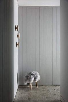 Timber Walls, Timber Panelling, Timber Cladding, Grey Walls, Wall Panelling, Interior Cladding, Interior Walls, Interior Architecture, Design Studio
