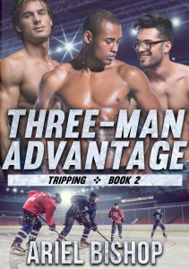 The Musings of Author Jeanne St. James: Release Blitz: THREE-MAN ADVANTAGE by Ariel Bishop...