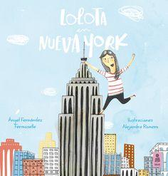Lolota, sus hermanas y su padre aterrizan en la capital del mundo, Nueva York.  Visitas a la Estatua de la Libertad, al Empire State Building, al puente de Brooklyn, a Central Park, y hasta un recorrido en una limusina gigante, ¡la Gran Manzana es infinita!