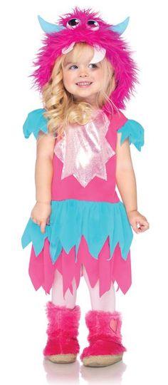 Sweetheart Monster Baby Costume