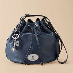 Fossil Handbags Maddox Drawsting..