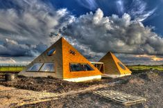 Pyramid house, Almere, Netherlands