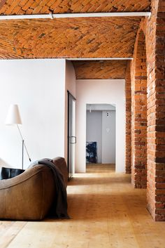 Loft Szczecin, is located in Poland, it used to work as a Marmalade factory. Loft Szczecin study carried out its restoration.