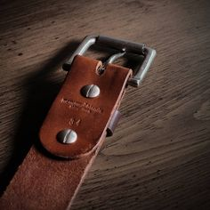 "53 Likes, 2 Comments - McMurray & Blonde (@mcmurrayandblonde) on Instagram: ""Our bridle belts are finished with solid brass hardware in a raw brass or brushed nickel​ finish.…"""