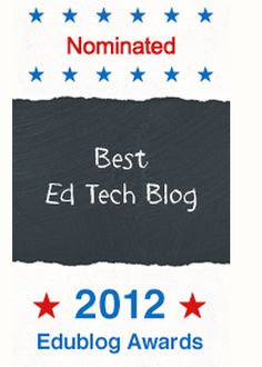 The 33 Best Educational Technology Blogs for 2012 ~ Educational Technology and Mobile Learning. Reading ed tech blogs is the best way for you to become familar with the changes taking place in teaching. Get on board!