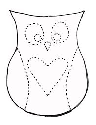 Owl Templates By Letitia   Pinteres