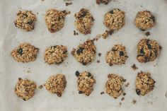 Ciasteczka owsiane – przepis |
