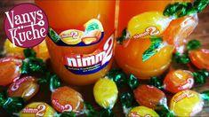 Nimm2 Likör - Rezept von Vanys Küche Cocktails, Snacks Für Party, Salsa, Jar, Vegetables, Food, Smoothies, Youtube, Party Drinks
