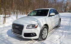 Audi Q5 TDI 2014 - Comment se moquer de l'hiver