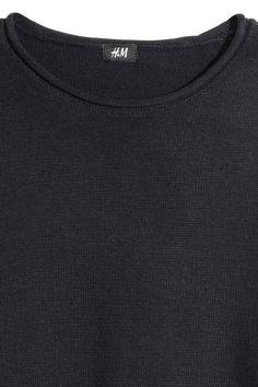 Sweter z cienkiej bawełny | H&M