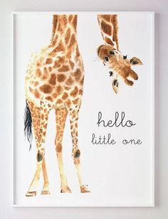 Set of 4 Safari Animal Prints - Printable Art - Animal Nursery Set Prints - Giraffe, Elephant, Lion, Zebra - Nursery Art - Nursery Decor Safari Nursery, Nursery Prints, Nursery Wall Art, Nursery Decor, Baby Giraffe Nursery, Animal Theme Nursery, Nursery Dresser, Jungle Safari, Safari Animals