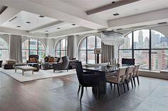 8th Floor Loft on Greenwich Street, Tribeca