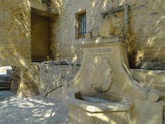 Fontaine Castillon du Gard - Gard