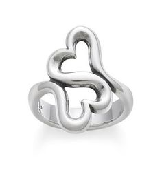 Heart to Heart Ring: James Avery (size 7.5) ((Konstantin this one's for you))