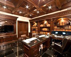 Over 100 Office Design Ideas  http://www.pinterest.com/njestates/office-ideas/  Thanks to http://www.njestates.net/real-estate/nj/listings
