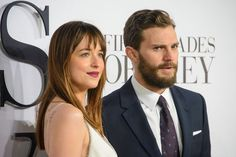 Dakota Johnson was once rumored to be dating 'Fifty Shades' costar Jamie Dornan Gossips. But nope. Jamie's happily married. http://thestir.cafemom.com/love_sex/189264/dakota_johnson_her_love_life/139015