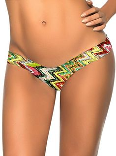 Topmelon Women's Brazilian Bikini Bottom Floral Swimwear (L, 7). 80%nylon,20%lycra&spandex.Hand Wash. Feel Easy and Comfortable to wear. Bikini Bottom With Minimal Coverage. good for lingerie night, swimming pool or beach holiday. Sexy and hot.Perfect fit.Best gift for your friends or yourself.