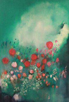 """""""Orovida"""" oil by Georgina Vinsun (UK)"""