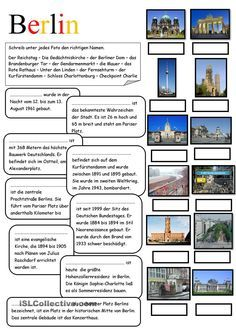 Berlin Foreign Language Teaching, German Language Learning, Languages Online, World Languages, German Resources, German Grammar, Berlin Wall, Berlin Berlin, Grammar And Vocabulary