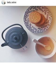 Desayunar con un té te garantiza concentración y bienestar para todo el día.