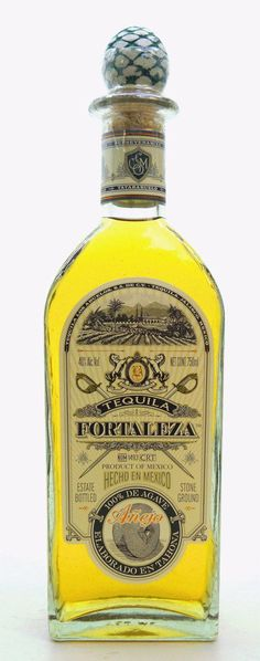 Fortaleza Anejo tequila - www.oldtowntequila.com/?utm_content=buffer2372d&utm_medium=social&utm_source=pinterest.com&utm_campaign=buffer
