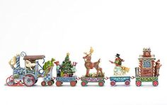 Jim Shore for Enesco Heartwood 5Piece Creek Holiday Express Train Set 35Inch >>> Click image to review more details.