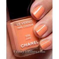 Chanel Le Vernis 539 June 2012 Spring Collection