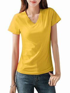 ae0b8a29d Buy Women s T Shirt O Neck Loose Print Top   T-shirts - at Jolly ...