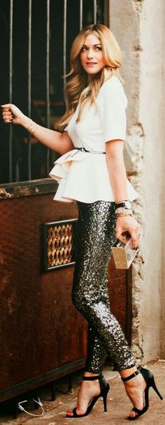 Add some sparkle to your look!  http://www.youtube.com/watch?v=RposerCvh7U