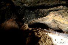 Ihamonmäenluola. #cave #nature #salo