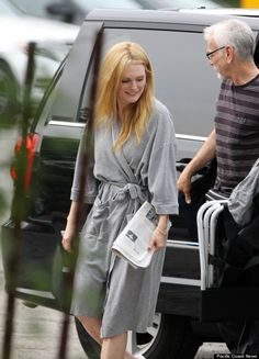 Julianne Moore Blonde: Actress Dyes Her Hair For 'Maps To The Stars' Role