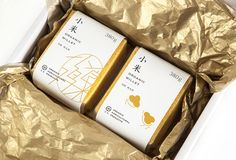 小山风物 小鸡食米新春礼盒 on Behance