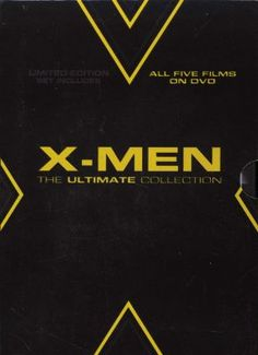 site x men and the wolverine collection discs blu ray .p