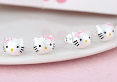 Hello Kitty Earrings 34% OFF! These are so cute and pretty! FREE shipping Worldwide.  #hellokitty #hellokittyearrings #hellokittyjewelry #hellokittyjewellery #cutejewellery #japaneseculture #cutejewelry #cat #cats #catjewelry #catjewellery #catearrings #earrings #sale #discount #freeshipping #deal #deals #pretty #kids #girls #women #womensaccessories #ladies #gift #gifts #cheapgift #catgift #cute #cutecats