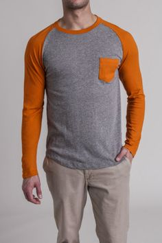 Pocket Raglan