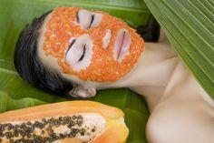 Image result for papaya mask